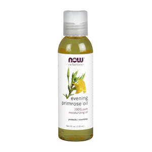 118 ml Bottle of NOW Evening Primrose Oil