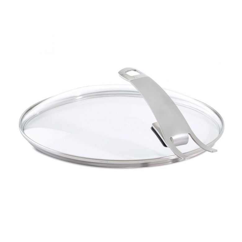 Fissler Premium Quality Glass Clip-In Lid
