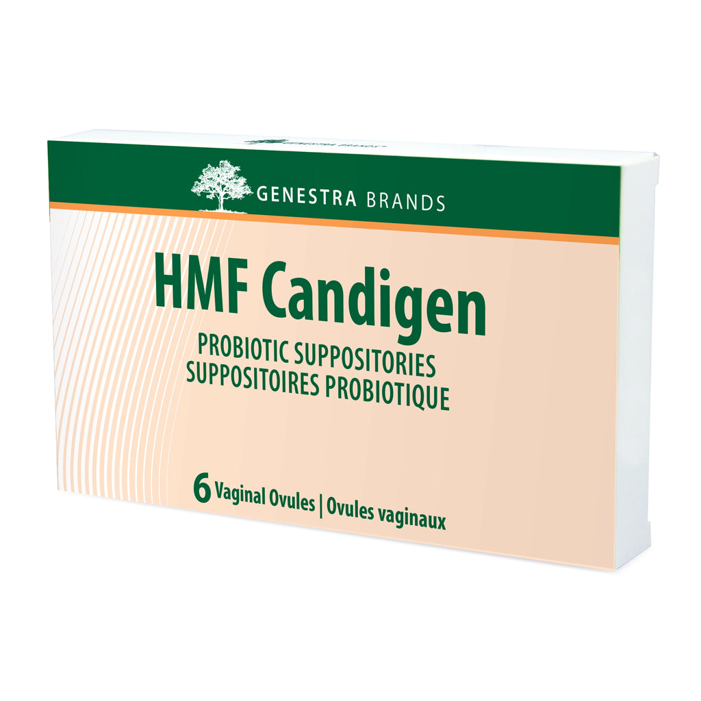 Genestra - HMF Candigen Probiotic Suppositories (Ovules)