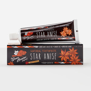 Green Beaver Natural Toothpaste, Star Anise