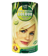 Load image into Gallery viewer, Henna Plus - Long Lasting Colour Natural Hair Dye
