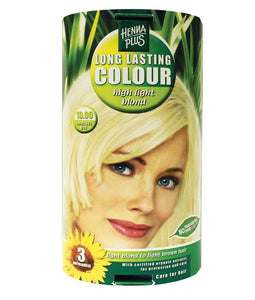 Henna Plus - Long Lasting Colour Natural Hair Dye