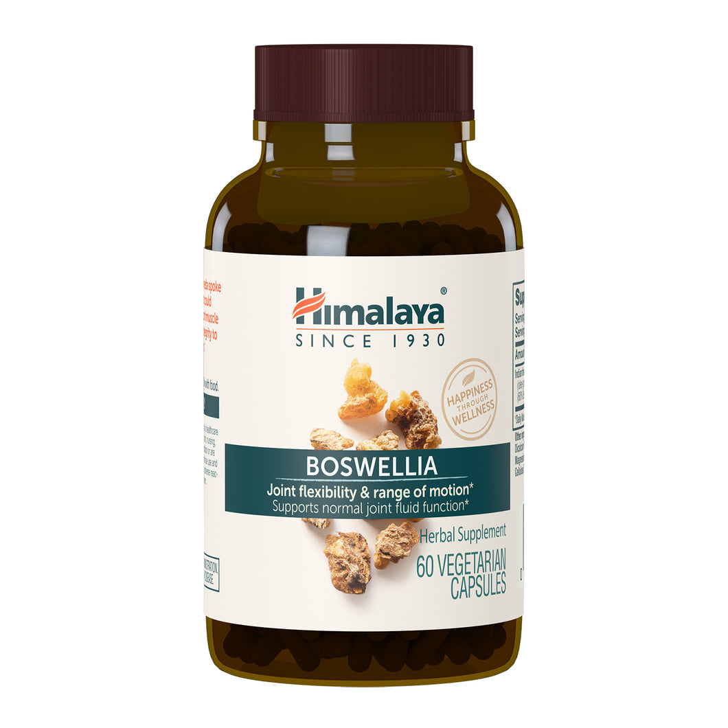 Himalaya Boswellia, in new bottle and label style