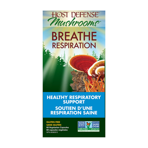 Host Defense - Breathe (Healthy Respiratory Support)