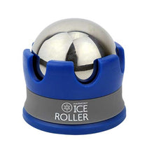Harmony Ice Roller, with a Blue Base