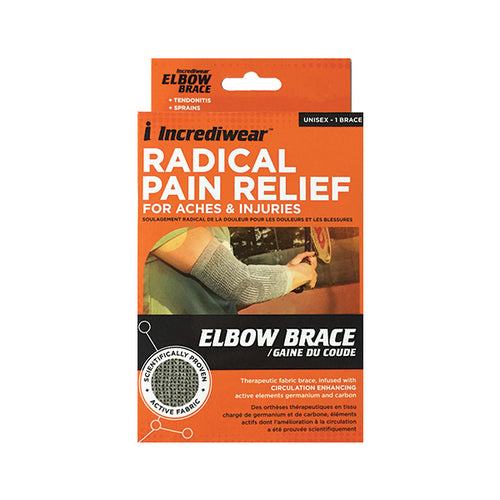 Package for Incrediwear Elbow Brace