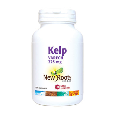 New Roots Herbal Kelp, 100 tablets