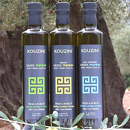 Kouzini - Greek Premium Extra Virgin Olive Oil