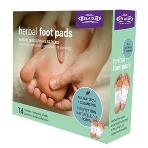 Relaxus - Herbal Foot Pads