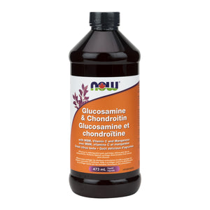 NOW Liquid Glucosamine & Chondroitin