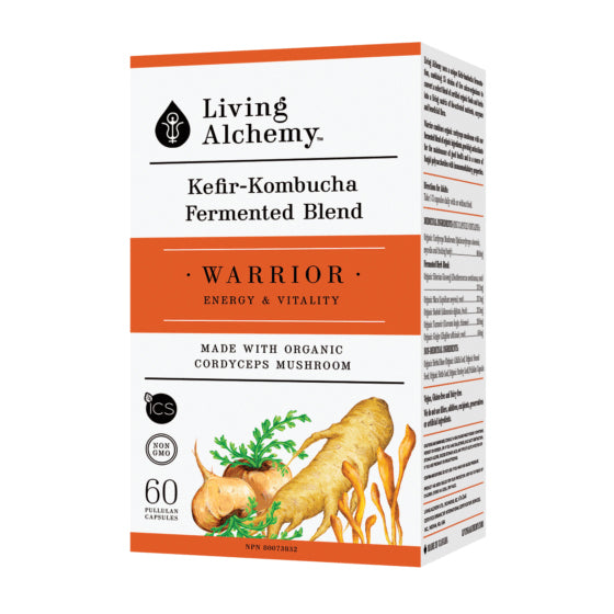 Box of Living Alchemy Warrior (Energy & Vitality)
