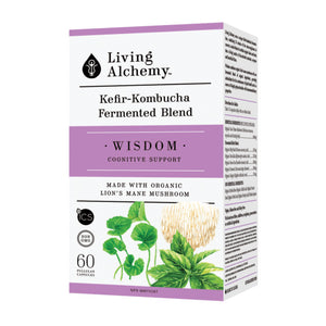 Box of Living Alchemy Wisdom (Cognitive Support)