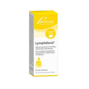 50ml Package for Pascoe Lymphdiaral Drainage Oral Drops