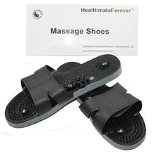 Load image into Gallery viewer, Healthmate Forever Massage Shoes/Slippers