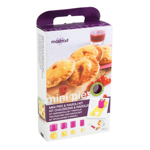 Mastrad Mini Pies and Ravioli Kit box