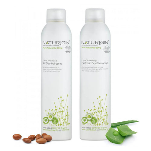 Naturigin Natural Hair Care Styling Products