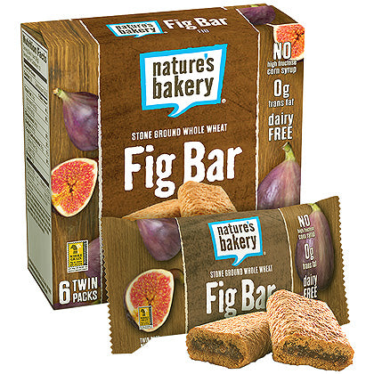 Nature's Bakery - Whole Wheat Fig Bars