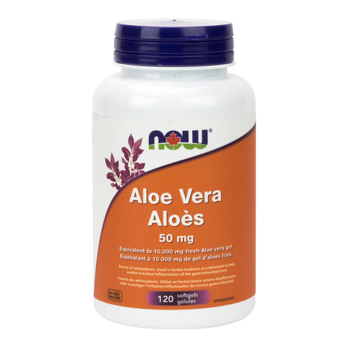 NOW Aloe Vera Concentrate