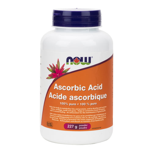 NOW Ascorbic Acid Powder, 227g