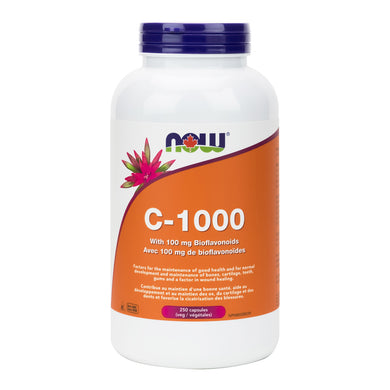 NOW C-1000 with Bioflavonoids