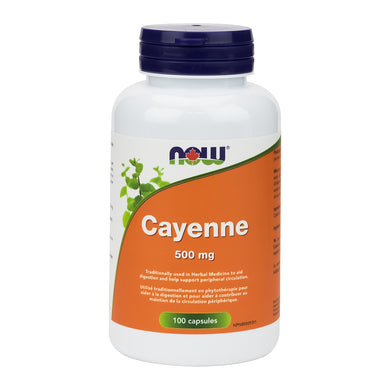 NOW - Cayenne