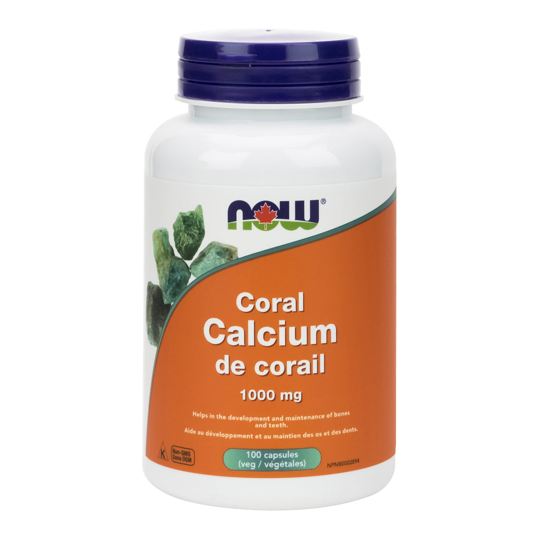 NOW Coral Calcium