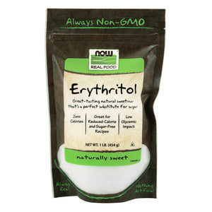 NOW - Erythritol Natural Sweetener