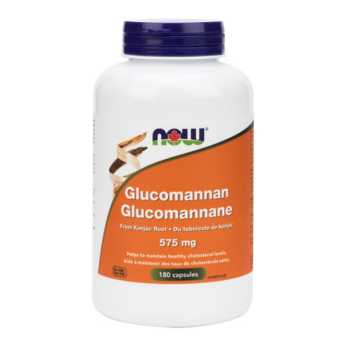 NOW Glucomannan capsules