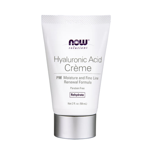 NOW Hyaluronic Acid PM Creme