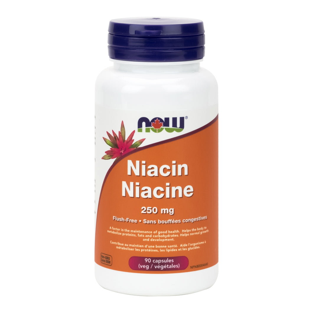 NOW Flush-Free Niacin
