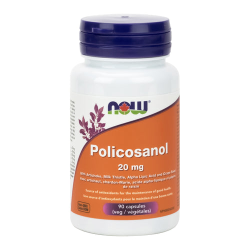 NOW Policosanol, new label