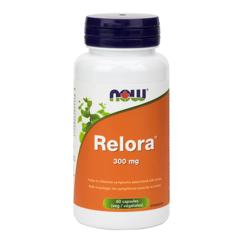 NOW Relora, 60 capsules bottle