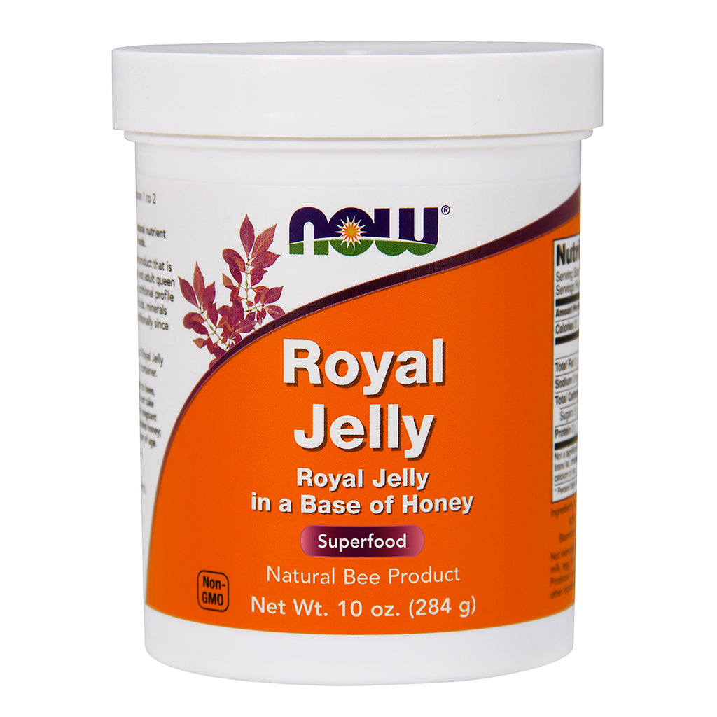 NOW - Royal Jelly in a Base of Honey