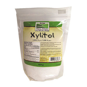 NOW Xylitol Powder (1 pound bag)