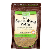 NOW Zesty Sprouting Mix