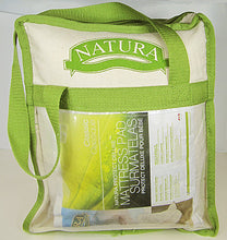 Load image into Gallery viewer, tote bag Natura Protect Deluxe Mattress Protector comes in