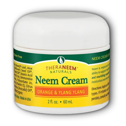 TheraNeem - Neem Cream (Orange & Ylang Ylang)