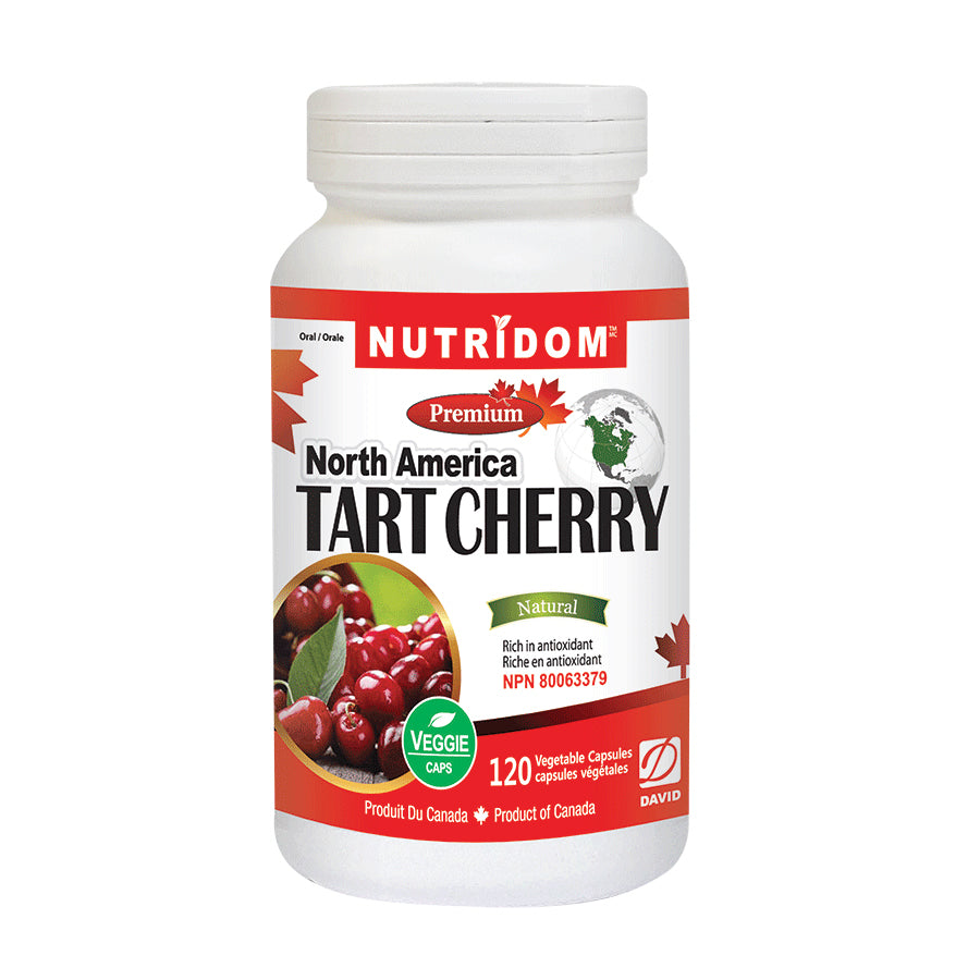 Nutridom North America Tart Cherry