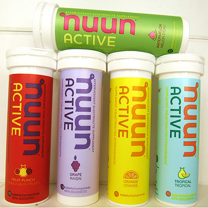 Nuun - Active Effervescent Electrolyte Supplements