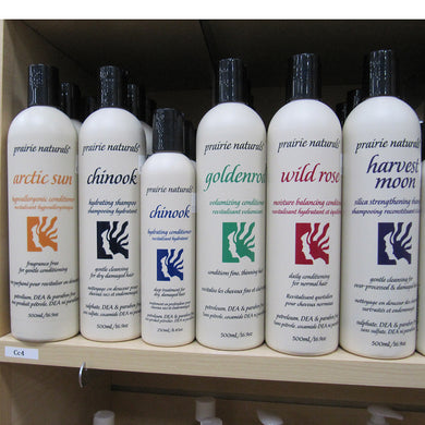 Prairie Naturals - Shampoo & Conditioner Products