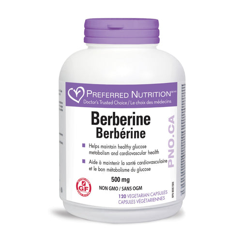 Preferred Nutrition Berberine
