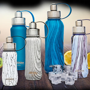 Pure Hydration - Insulated Multi-Use Water Bottle