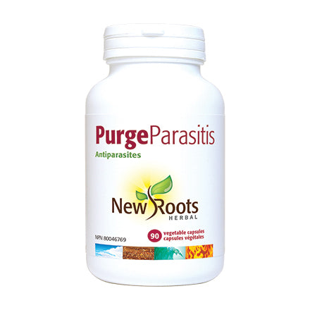 New Roots Herbal Purge Parasitis, 90 capsules