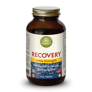 Purica Extra Strength Recovery, 150g powder bottle