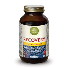 Purica Extra Strength Recovery, 180 capsule bottle