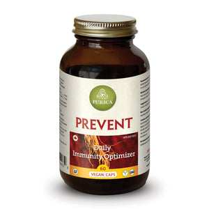 Purica Prevent, 60 capsule bottle