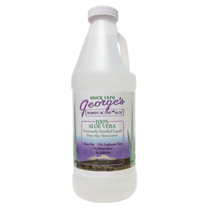 "George's - 100% ""Always Active"" Aloe Vera Liquid"