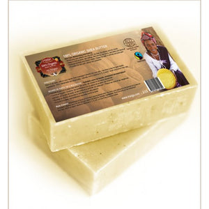 2 lb. Blocks of Maiga Raw Shea Butter