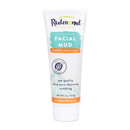 113g Tube of Redmond Clay Facial Mud