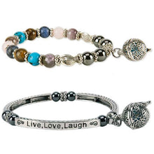 Load image into Gallery viewer, Relaxus - Magnetic Aroma Bracelet
